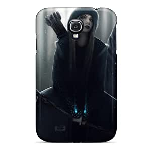New Arrival Case Specially Design For Galaxy S4 (dark Archar)