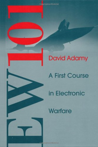 Ew 101: A First Course in Electronic Warfare (Artech House Radar Library) (Technical Terms In Electronics And Communication Engineering)