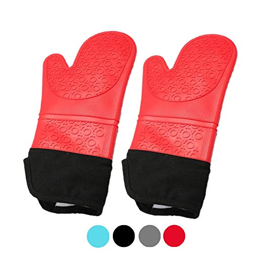 Silicone kitchen Mitt