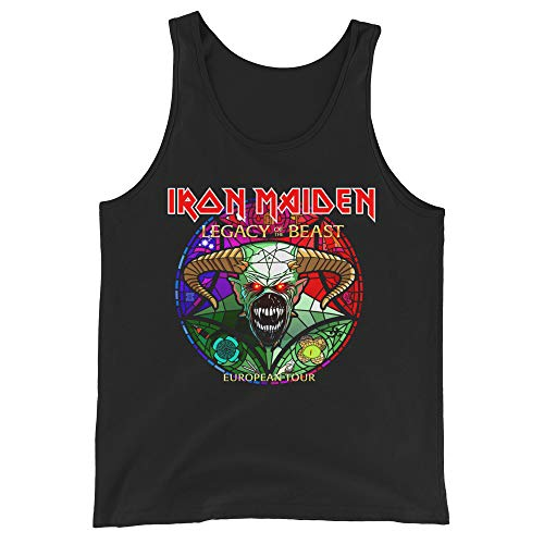 Iron Maiden Legacy of The Beast T-Shirt Black (Iron Maiden Legacy Of The Beast Redeem Code)
