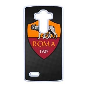 Roma Logo caso G4 V2I45C5LE funda LG Funda 6FMW7P blanco