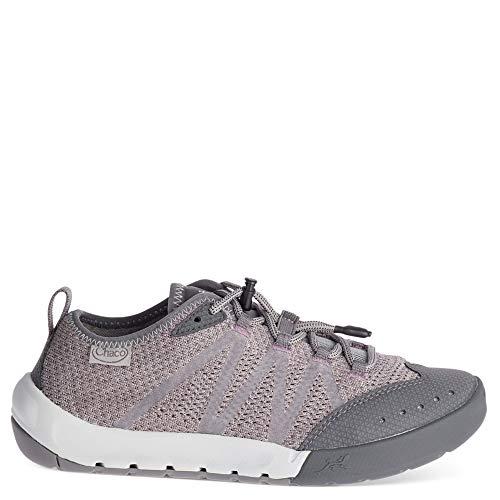 Chaco Women's Torrent PRO Sport Sandal, Gray, 9 M US