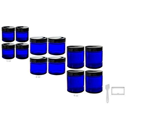glass 1 oz jar - 4
