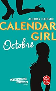 Calendar girl 10 : Octobre, Carlan, Audrey