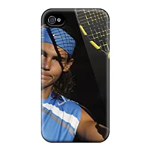 Perfect Fit Myg15163mpvy Rafael Nadal Sports Case For Iphone - 4/4s