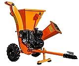 DK2 Power 7HP 3'' Gas Powered Chipper Shredder with Kohler Engine OPC503