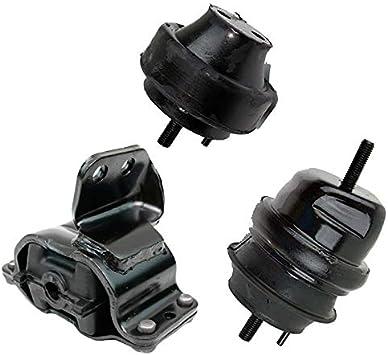 Transmission Motor Mounts Front Rear Right Set 3.8 L For Ford Windstar