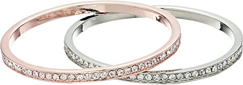 - GUESS Duo Crystal Bangle Bracelet