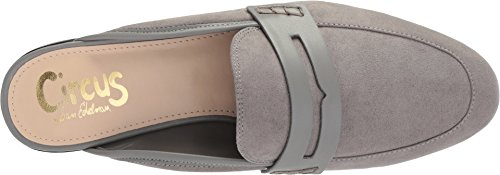 Circus by Sam Edelman Paulie Damen Grey Frost Microsuede