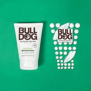 Bulldog Mens Skincare and Grooming Original Full Face Kit with Original Moisturizer, Original Face Wash and Original Face Scrub