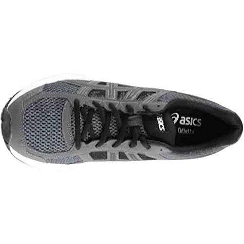 ASICS Mens Gel-Contend 4 Running Shoe Dark Grey/Black/Carbon 7 Medium US by ASICS (Image #5)