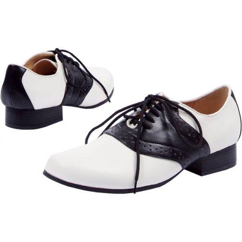 Saddle-105 Adult Shoes - Size 10 MUWF9y