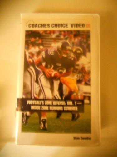 Football's Zone Offense: Volume 1-Inside Zone Running Schemes - Football Offense Zone