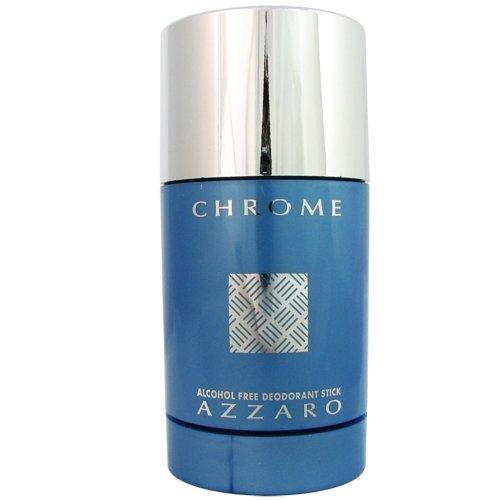 Azzaro Chrome for Men By Loris Azzaro Stick Deodorant, (Loris Azzaro Deodorant Stick)