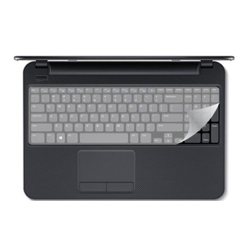 SSD Keyguard Protector For Asus PU451LD WO103D  14 inch Laptop Keyboard Skin  Transparent