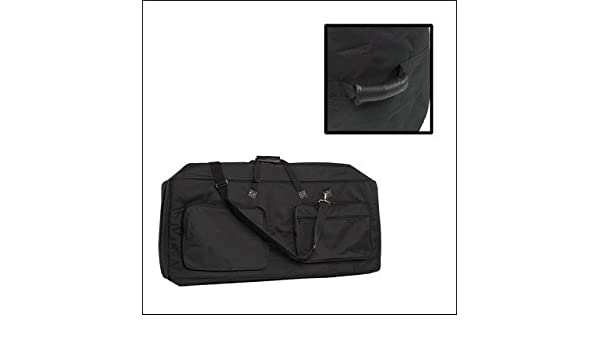 Amazon.com: FUNDA TECLADO 107X37X15 ACOL.25MM CB REF.2020: Musical Instruments
