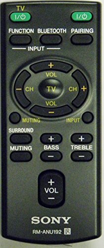 Brand New Original Sony RM-ANU192 Remote -  RMANU192