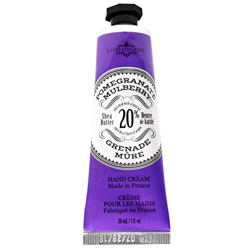 Chatelaine Butter Pomegranate Mulberry Travel