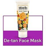 Skinella Juicy Fresh De-Tan Face Mask, 100 Gram