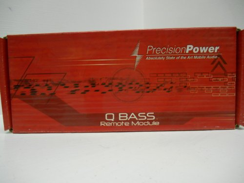 Qbass (PPI) Precision Power Wired Bass Remote - Buy Online