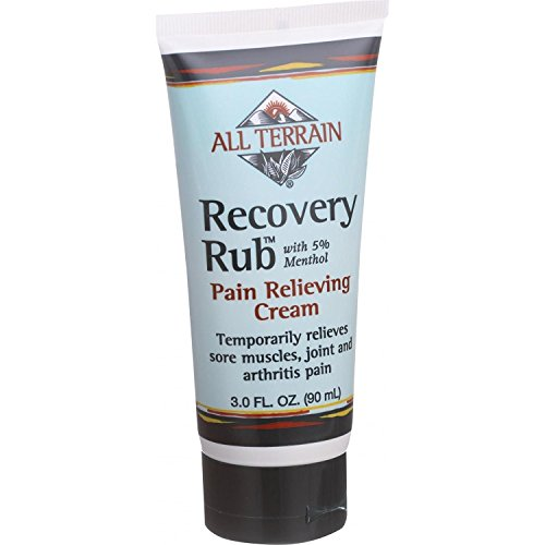 All Terrain Recovery Rub - 3 oz (Pack of 2)
