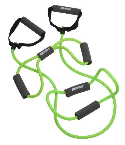 Schildkröt Fitness Expander Set 3-teilig, limegreen-anthrazit, 960021