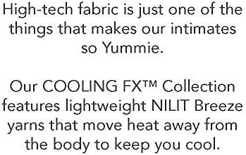 Yummie Women's Cooling Fx High Waist Thigh Shaper Shapewear