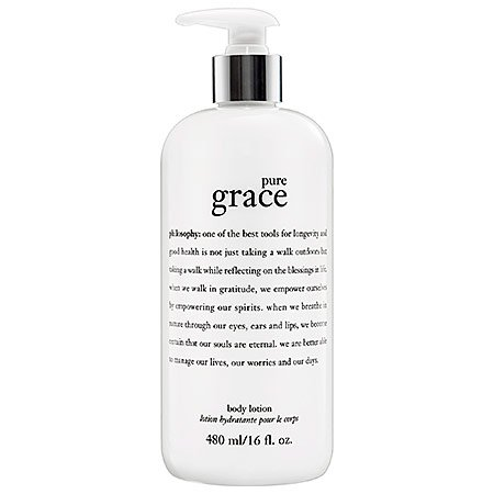 philosophy pure grace perfumed body lotion 16 fl oz (473.1 (Philosophy Moisturizing Hand Cream)