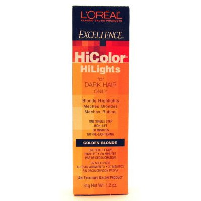 L'Oreal Excel Hicolor Highlights Golden Blonde 50 ml L' Oreal Paris