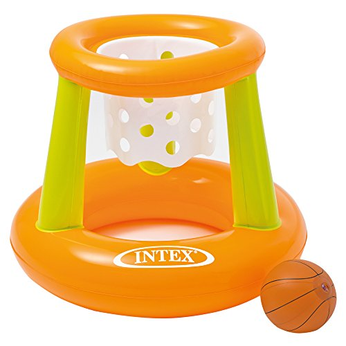 Intex Floating Hoops Basketball Game Colors May Vary -