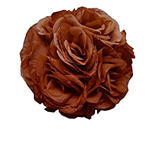 Craft And Party Flower Rose Pomander Kissing Ball for Wedding Party Decoration 47