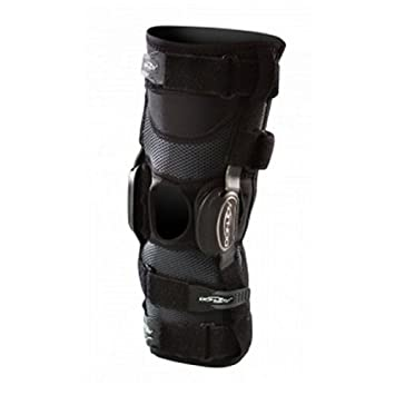50a7416aa6 Image Unavailable. Image not available for. Color: DonJoy Playmaker II  FourcePoint Knee Brace-Small