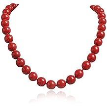 Jane Stone Classic Round Beads Strand Collar Bib Necklace Fahion Elegant Women Jewelry Business Party
