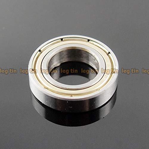 Bearing 6801ZZ 12x21x5 Shielded Bearings Pack Ball 10