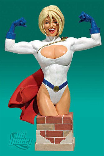 (Women of the DC Universe Power Girl Bust)