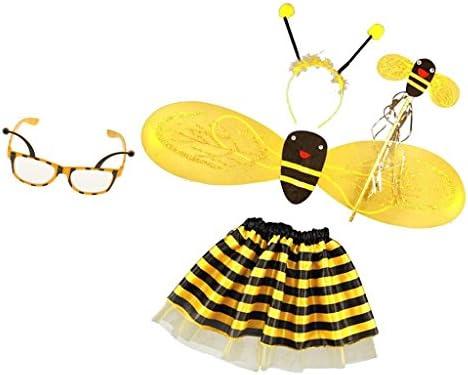 MagiDeal Set de Accesorios de Disfraz de Abeja para Niños ...