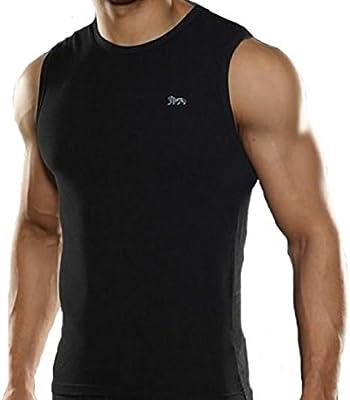 M Lonsdale Black Vest