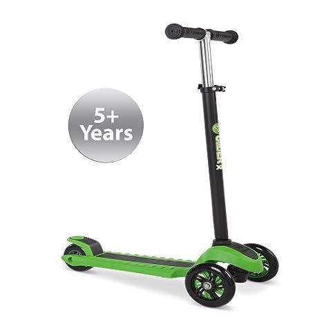Amazon.com: yvolution y planeador XL Scooter – Patinete para ...