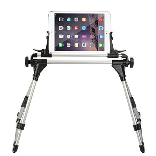 Universal Tablet Bed Frame Adjustable Holder Stand, Stillcool Lazy Bracket Portable Lightweight  ...