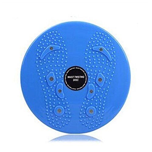 Waist Twisting DISC Exercise Body Waist Twist Board (Blue) - 8