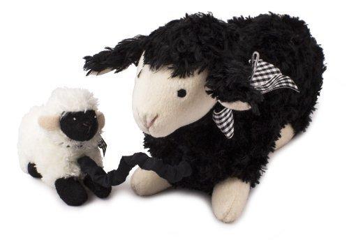 Musical Mamma Lamb with Baby Sheep]()