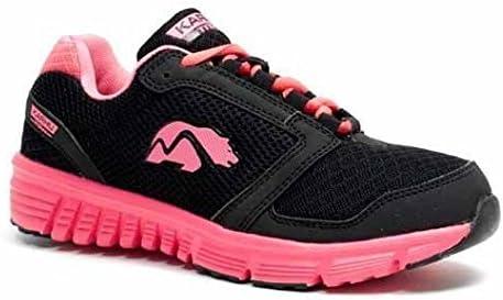Karhu Prist - Zapatillas de Running para Mujer, Color Negro/Rosa, Talla 41: Amazon.es: Zapatos y complementos