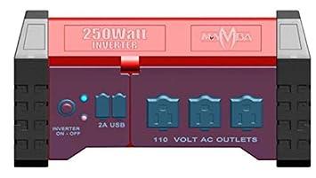 Review MobilePower 3002 MAMBA 250