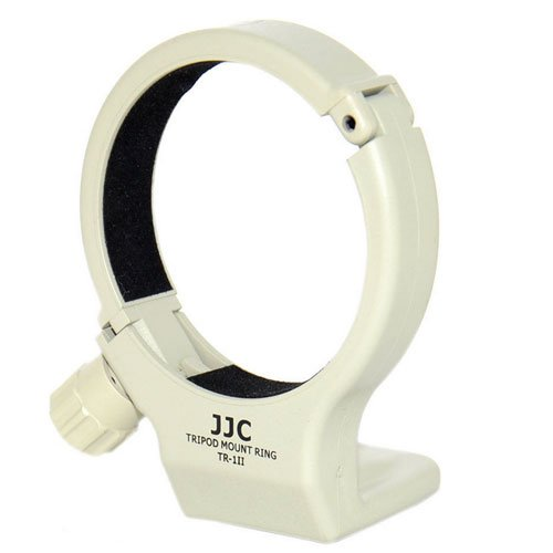 JJC TR1II Lens Mount Ring replace Canon Tripod Mount Ring A2 II 70-200mm F/4L IS by JJC