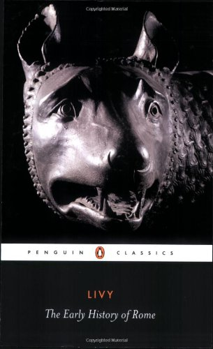 Book cover for History of Rome