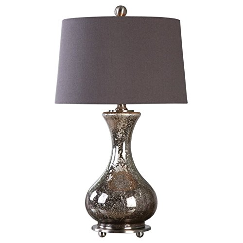 Uttermost Pioverna Table Lamp - Lamp Hudson Table Transitional