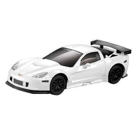 Braha Corvette C6.R 1:24 R/C Car White TRG (C6 Corvette Toy)