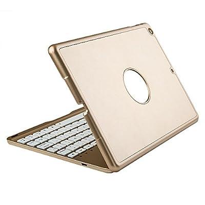 iEGrow Keyboard Case for New iPad 9.7/Air