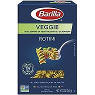 Barilla Pasta, Veggie Rotini, 12 Ounce