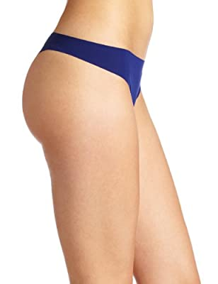 Calvin Klein Women's Invisibles Thong Panty